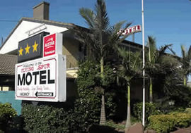Flying Spur Motel - WA Accommodation