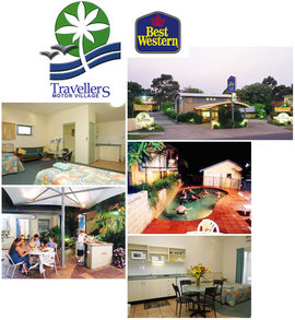 Travellers Motor Village - WA Accommodation