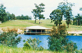 Lake Charlotte Winery - WA Accommodation
