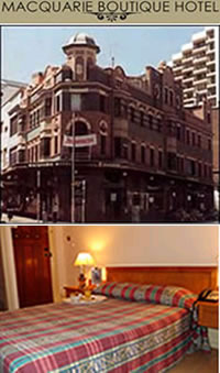 Macquarie Boutique Hotel - WA Accommodation