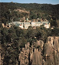 Mount Buffalo Chalet  Cresta Lodge - WA Accommodation