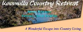 Koomulla Country Retreat - WA Accommodation