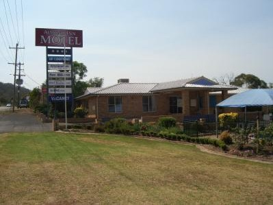 Almond Inn Motel - WA Accommodation