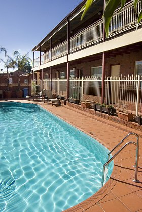 Quality Inn Railway - WA Accommodation