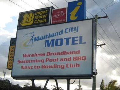 Maitland City Motel - WA Accommodation