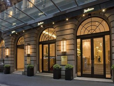 Radisson Plaza Hotel Sydney - WA Accommodation