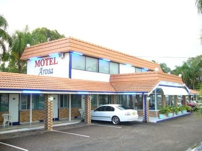 Arosa Motel - WA Accommodation