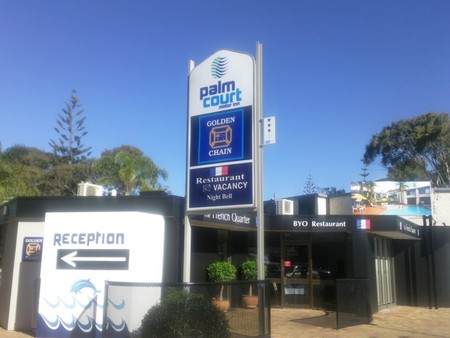 Palm Court Motor Inn - WA Accommodation