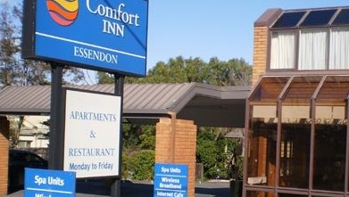 Comfort Inn  Suites Essendon - WA Accommodation