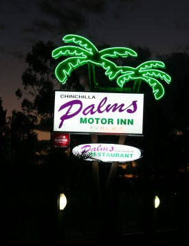 Chinchilla Palms Motor Inn - WA Accommodation