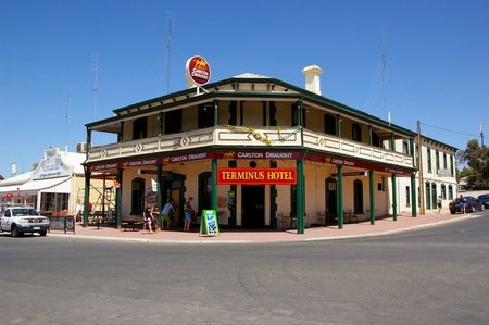 Terminus Hotel Motel - WA Accommodation
