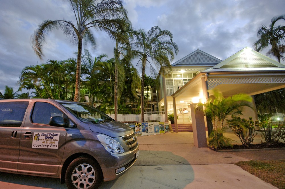Reef Palms - WA Accommodation