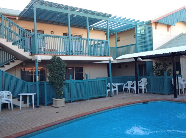Heritage Resort Hotel Shark Bay - WA Accommodation
