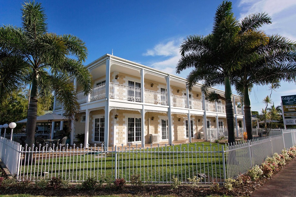 White Lace Motor Inn - WA Accommodation