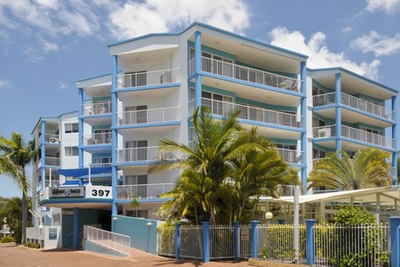 White Crest Luxury Apartments - WA Accommodation