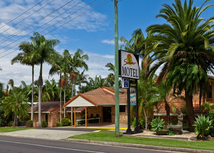 Byron Sunseeker Motel - WA Accommodation