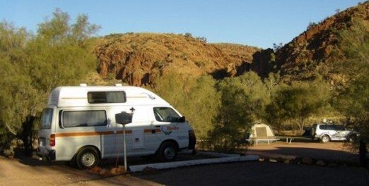 Glen Helen Resort - WA Accommodation