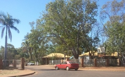 Outback Caravan Park - WA Accommodation