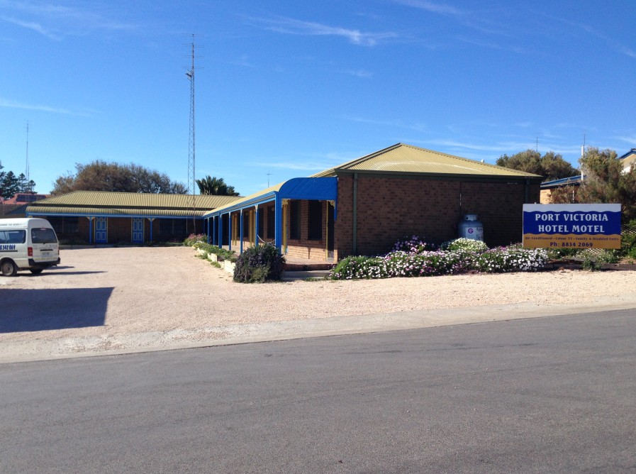 Port Victoria Hotel Motel - WA Accommodation