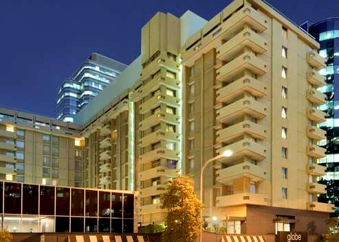 Parmelia Hilton - WA Accommodation