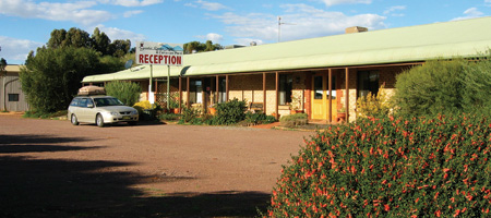 Gawler Ranges Motel - WA Accommodation