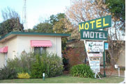 COHUNA MOTOR INN - WA Accommodation