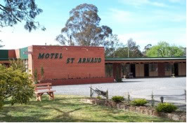 Motel St Arnaud - WA Accommodation