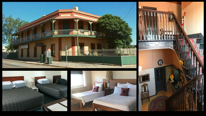 Pampas Motel - WA Accommodation