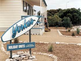Yorke's Holiday Units - WA Accommodation