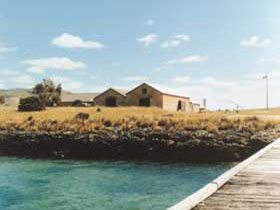 Mt Dutton Bay Woolshed Hostel - WA Accommodation