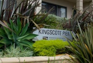 Kingscote Pier - WA Accommodation