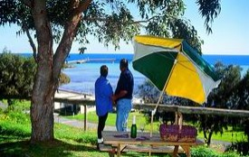 Moonta Bay Caravan Park Cabins - WA Accommodation