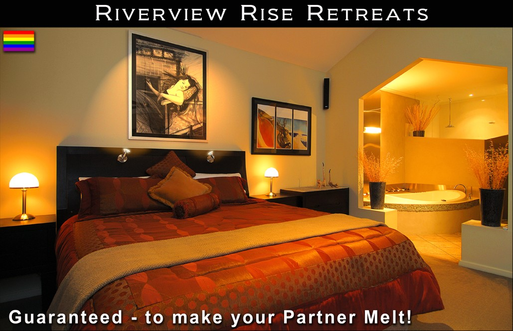 Riverview Rise Retreats - WA Accommodation