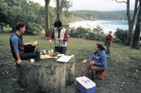 Fortescue Bay Camping Ground - WA Accommodation