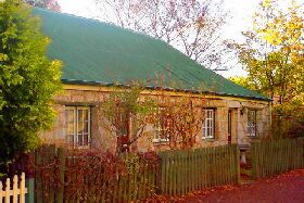 Colonial Cottages of Ross - Captain Samuels Cottage - WA Accommodation