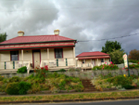 Tier View Twin Cottages - WA Accommodation