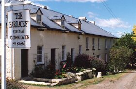 Lythgos Row of Romantic Cottages - WA Accommodation