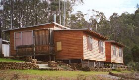 Minnow Cabins - WA Accommodation