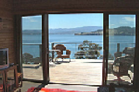 Bruny Island Accommodation Services - Captains Cabin - WA Accommodation