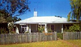 Cawood Cottage - WA Accommodation