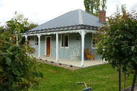 Westeria Cottage - WA Accommodation