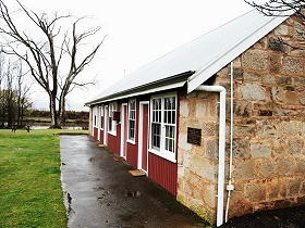 Ross Caravan Park  Heritage Cabins - WA Accommodation