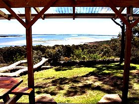 Island View Spa Cottage - WA Accommodation