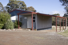 Highland Cabins and Cottages at Bronte Park - WA Accommodation