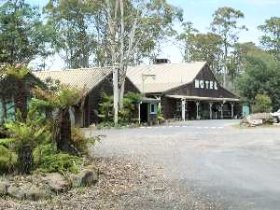 Derwent Bridge Wilderness Hotel - WA Accommodation