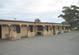 Central Court Motel - WA Accommodation