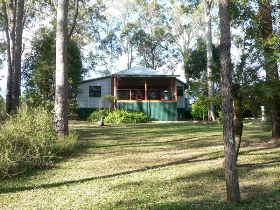 Bushland Cottages and Lodge - WA Accommodation