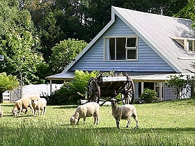 Hide-Away Cottage Retreat - WA Accommodation