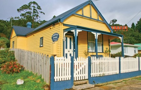 Comstock Cottage - WA Accommodation