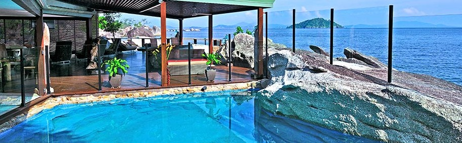 East Bedarra Island Retreat - WA Accommodation